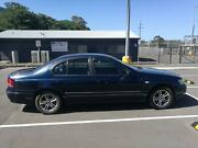 2002 Ford Falcon Sedan Thirroul Wollongong Area Preview