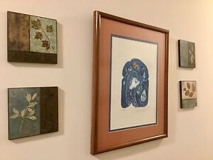 Decorative Nature Wall Prints