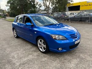2005 Mazda 3 SP23 Smithfield Parramatta Area Preview