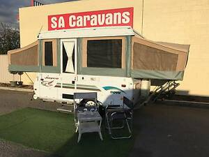 Jayco Dove Camper Hampstead Gardens Port Adelaide Area Preview
