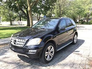 MERCEDES BENZ ML350 2011 BLUETEC