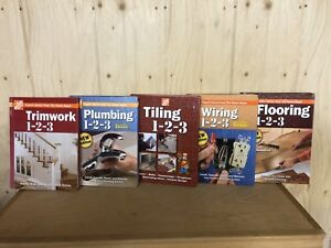 Hardcover DIY Books by Home Depot