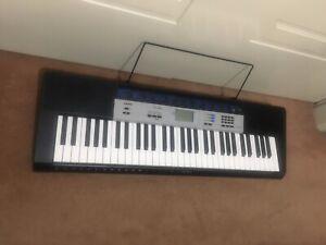 Casio CTK-1550 keyboard piano