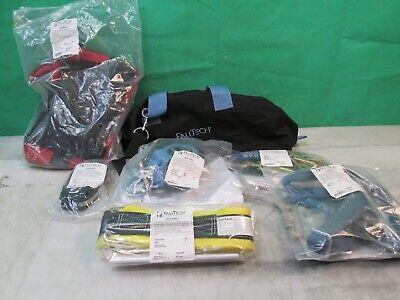 Falltech 82710sc1 Self-retracting Device And 7078sm Smallmedium Harness Kit New