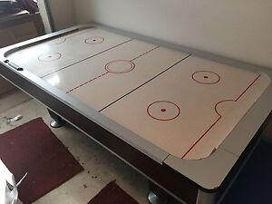Air hockey gaming table Hallett Cove Marion Area Preview