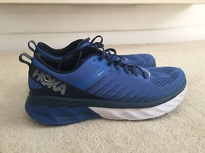 HOKA ONE ONE 'ARAHI 3' TIME TO FLY RUNNING TRAINERS 10 UK EXCELLEN  CONDTION