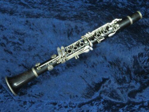 LeBlanc LL Wood Eb Clarinet Ser#18021 Plays with Beautiful Warm Tone!