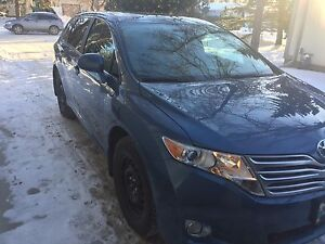 2009 Toyota Venza safetied