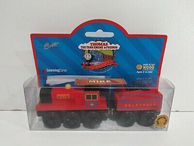 NEW Thomas the Tank Engine & Friends Wooden Railway Mike 1999 LC 99084