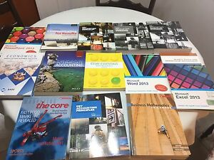 Conestoga College Accounting Textbooks For Sale