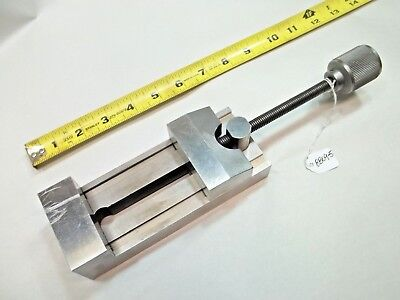 Toolmakers Vise Made By Toolmaker 2.500 W X 1.975 T X 6-12 L Opens To 3.18
