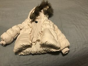 Size 4t down filled jacket
