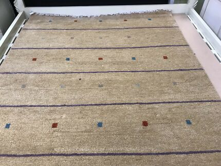 Handmade Rug Half Ticketed Price