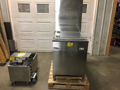 "Belshaw Fryer 18"" x 26"" with Filter - Gas"