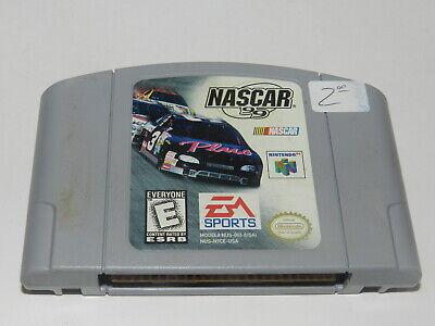 NASCAR 99 Nintendo 64 N64 Video Game Cart, usado comprar usado  Enviando para Brazil