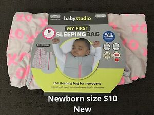 Baby studio sleeping bag Baldivis Rockingham Area Preview