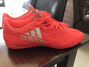 Red adidas 16.4 shoes Cranbourne Casey Area Preview