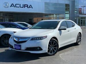 2016 Acura TLX ELITE | ONLY18000KMS | $1000OFF | EVERYOPTION |