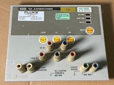 Front Panel Cableconnect Socketpart For Fluke 732a Dc Voltage Reference Standard