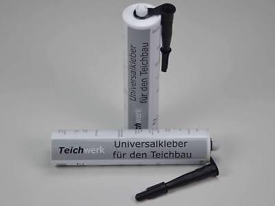 TW Universalkleber Teichfolienkleber Ufermatte Steinfolie PVC EPDM Folien Kleber