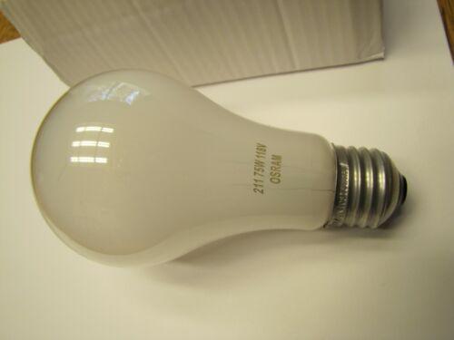 OSRAM / SYLVANIA PH/211 Photo Enlarger Light Bulb 75W 118V PH211 211 Lamp