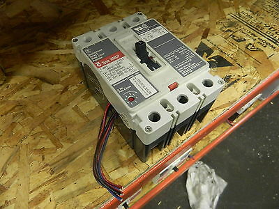 Westinghouse 3A Breaker, HMCP, Cat# HMCP003A0C, 3 Pole, 600V, USED