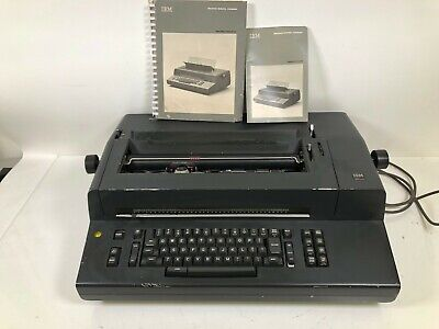 Ibm Electronic Selectric Composer Model 6375 Typewriter Made In Netherlands