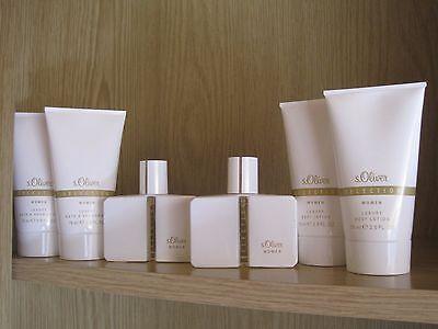 8s.Oliver Selection Luxury Body Lotion &  Bath & Shower Gel & 2 x 30 ml EDT gebraucht kaufen  Würselen