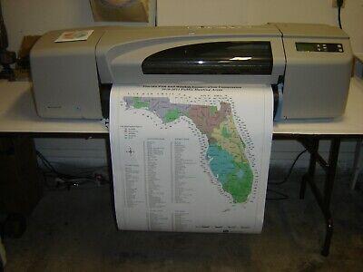 Hp Designjet 500 24 Printer Plotter With 1 Year Warranty