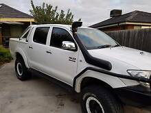 2011 Toyota Hilux Ute Campbellfield Hume Area Preview