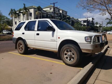 Last price : V6 Holden Frontera Good condition