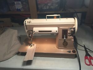 Singer 301A portable sewing machine