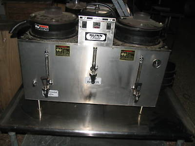 Bunn U3 Automatic Dual Twin 3 Gallon Pot Coffee Maker