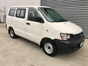 Toyota Town Ace  2001 Automatic Granton Derwent Valley Preview