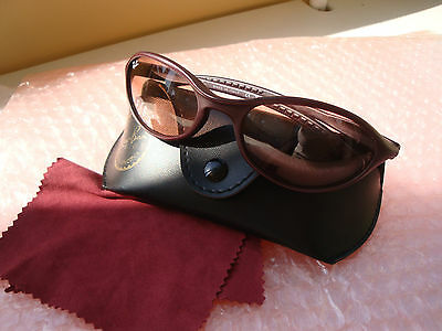 Ray Ban - RB2045 CUTTERS W3248  premium Sonnenbrille. Bordaux/Maroon Frame..Top!