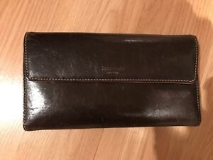 Authentic Kate spade continental wallet