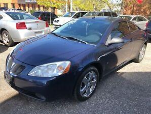 2008 Pontiac G6 2008 Pontiac G6 - 2dr Cpe GT