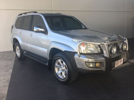 2007 Toyota Prado GXL **well looked after** Labrador Gold Coast City Preview