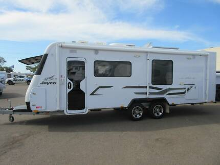 JAYCO SILVERLINE 23.72-1 Currajong Townsville City Preview