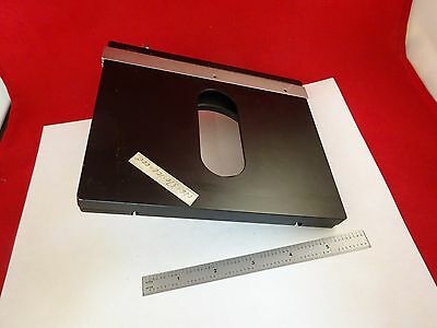 Microscope Part Stage Table Micrometer Binn3