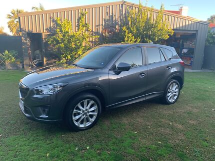 2014 Mazda CX-5 GRAND TOURER Automatic SUV Torrensville West Torrens Area Preview