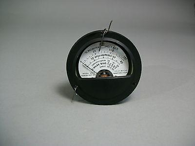 Honeywell Hs2x Voltage Panel Meter