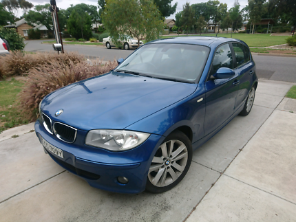 2006 BMW 120i  Bitcoin accepted  Flinders Park Charles Sturt Area Preview