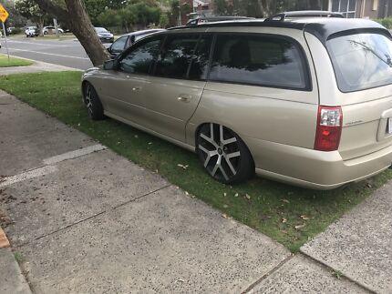 Vz v6 wagon
