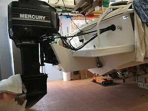 1992 200hp Mercury Black Max outboard - much loved and cared for Kurrimine Beach Cassowary Coast Preview