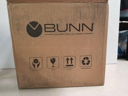 Bunn 1 Soft Heat Coffee Server 1.5 Gallon Stainless Steel 27850.0048