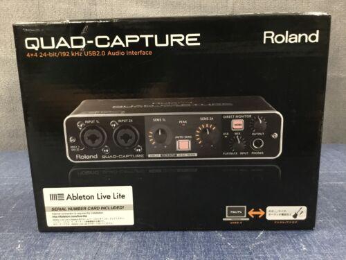 Roland audio interface QUAD-CAPTURE UA-55