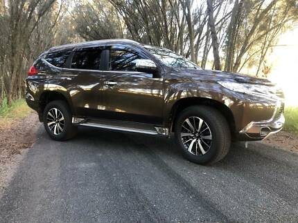 2016 Mitsubishi Pajero SUV **12 MONTH WARRANTY** West Perth Perth City Area Preview