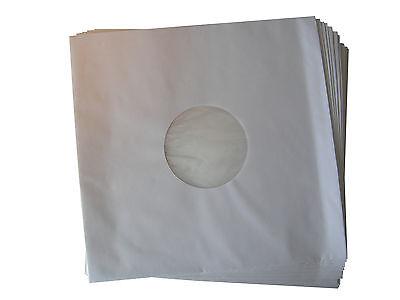 100 x LP Innenhüllen gefüttert