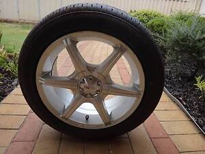 Honda Accord SPARE TYRE ###ONE TYRE ONLY WITH ALLOY WHEEL #### Thornlie Gosnells Area Preview